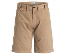 Shorts NEUSTON Regular-Fit - beige