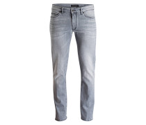 Jeans Slim-Fit - 6 blaugrau