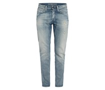 Destroyed Jeans RAZOR Slim Fit