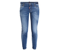 7/8-Jeans TWIGGY - hellblau