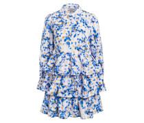 Kleid ANYA mit Rüschenbesatz