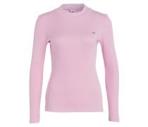 Feinstrickpullover - rosa