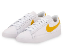 Sneaker BLAZER - weiss/ gelb