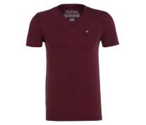 T-Shirt SOMBRE - bordeaux