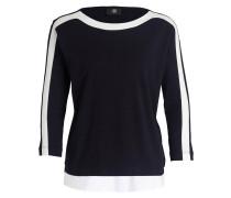 Shirt BONNIE - marine/ weiss