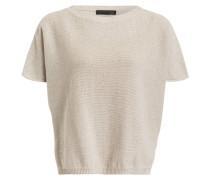 Strickshirt - beige