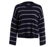 Pullover FRANCINA - dunkelblau/ grau