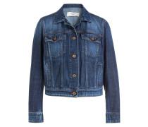 Jeansjacke - blau