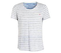 T-Shirt SQUEEZE - blau
