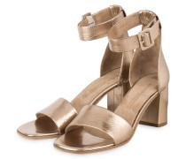 Sandaletten OLIVIA - GOLD
