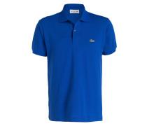 Piqué-Poloshirt Classic-Fit - royal