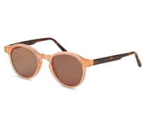 Sonnenbrille THE ICONIC - rosé/ grün