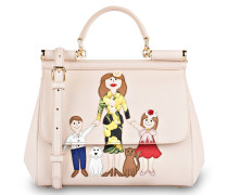 Handtasche MISS SICILY MEDIUM - creme