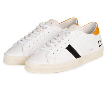 Sneaker HILL LOW - WEISS/ ORANGE