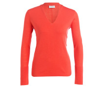Pullover - orange