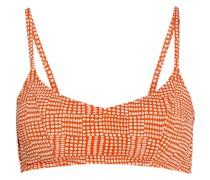 Bustier-Bikini-Top SPOTTED