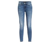 Skinny-Jeans NEED - blau