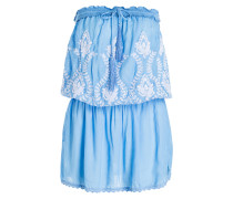 Bandeau-Kleid FRULEY - blau