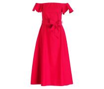 Carmen-Kleid - fuchsia