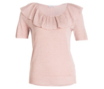 Strickshirt MIAMI - rosa