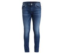 Jeans JONDRILL Skinny-Fit - 007 blau