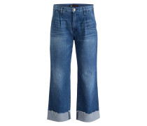 7/8-Jeans SHELTER - oscar blue
