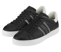 Sneaker DAVID 48A - SCHWARZ/ WEISS