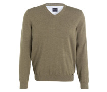 Pullover - khaki