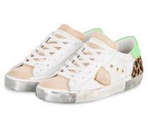 Sneaker PRSX LD - WEISS/ BEIGE