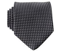 Krawatte - mittelgrau