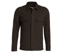 Flanellhemd ARMY Slim-Fit