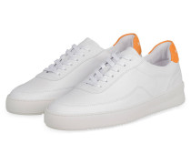 Sneaker MONDO 2.0 - WEISS/ ORANGE