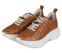 Plateau-Sneaker - BRAUN