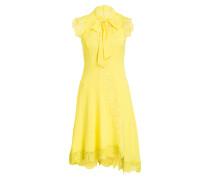 Kleid CALINDA mit Schluppe