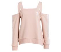 Sweatshirt - hellrosa