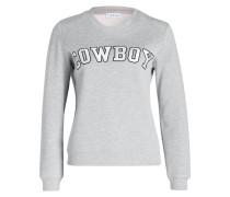 Sweatshirt TAHOE - grau meliert