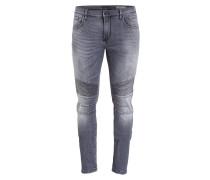 Jeans RACER Skinny-Fit - w00755 grey