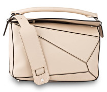 Handtasche PUZZLE - grau