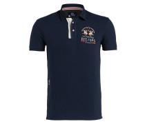 Piqué-Poloshirt PLACIDO - navy