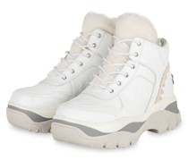 Hightop-Sneaker CHUNKY - WEISS