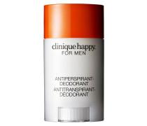 CLINIQUE HAPPY. FOR MEN 75 gr, 32 € / 100 g