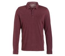 Jersey-Poloshirt ESIA - bordeaux