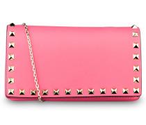 Clutch  ROCKSTUD - pink
