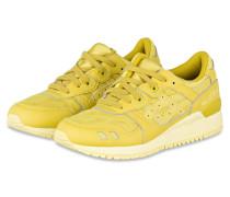 Sneaker GEL-LYTE III - gelb