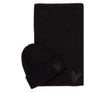 Set LOANNE: Schal und Mütze