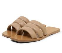 Slipper FIFI - CAMEL
