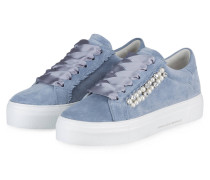Plateau-Sneaker BIG - hellblau