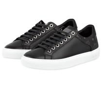 Sneaker LOGO COMBI - schwarz