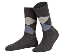 2er-Pack Socken EVERYDAY MIX - grau