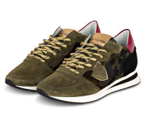 Sneaker TRPX CAMOUFLAGE - OLIV/ SCHWARZ